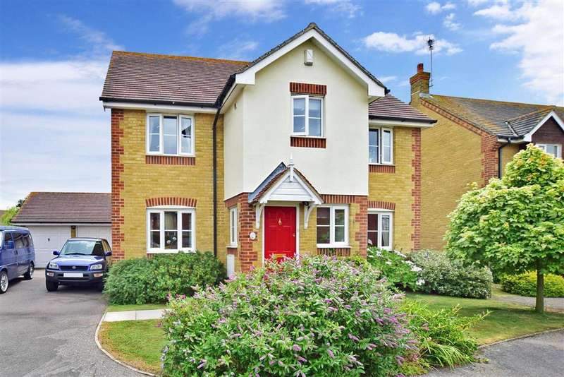 5 Bedrooms Detached House for sale in Bridle Way, Herne Bay, Kent