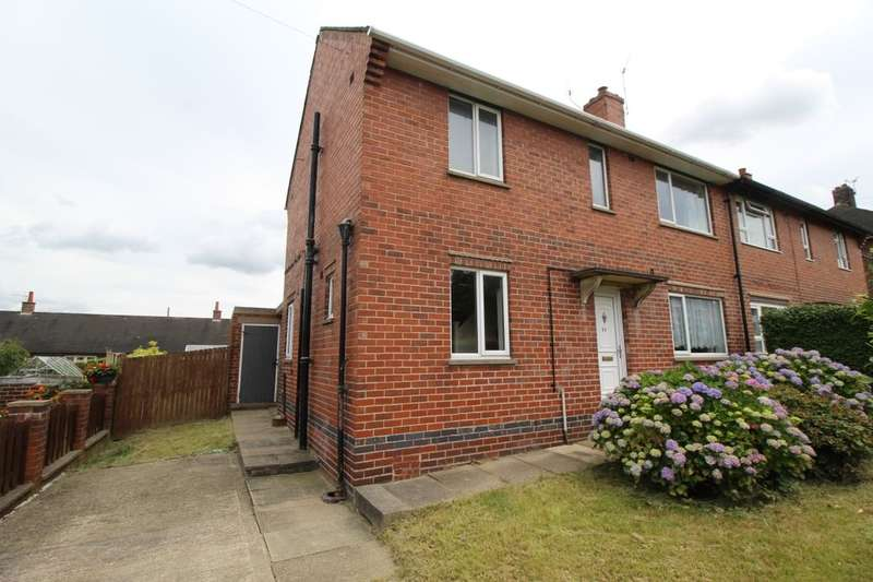3 Bedrooms Semi Detached House for sale in St. Margarets Road, Ecclesfield, Sheffield, S35