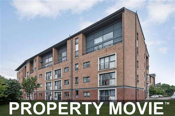 2 Bedrooms Apartment Flat for sale in 1/4 31 Minerva Way, Finnieston, Glasgow, G3 8GE