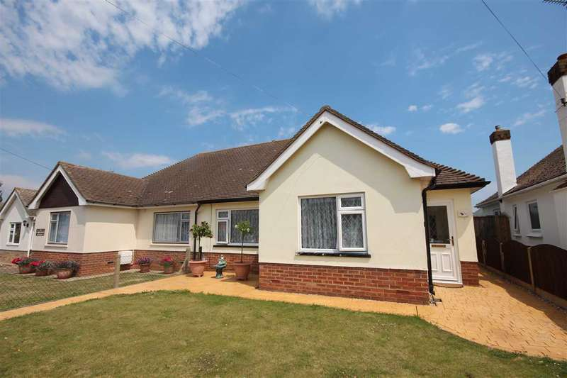 2 Bedrooms Bungalow for sale in Windermere Road, Holland-On-Sea