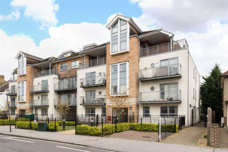 2 Bedrooms Apartment Flat for sale in Dunedin Court, 60 Sydenham Road, Croydon