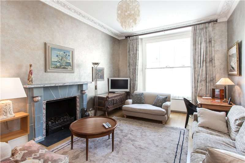 3 Bedrooms Flat for sale in Palace Gardens Terrace, London, W8