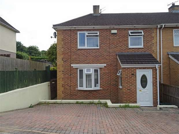 4 Bedrooms Semi Detached House for sale in Claypiece Road, Bristol