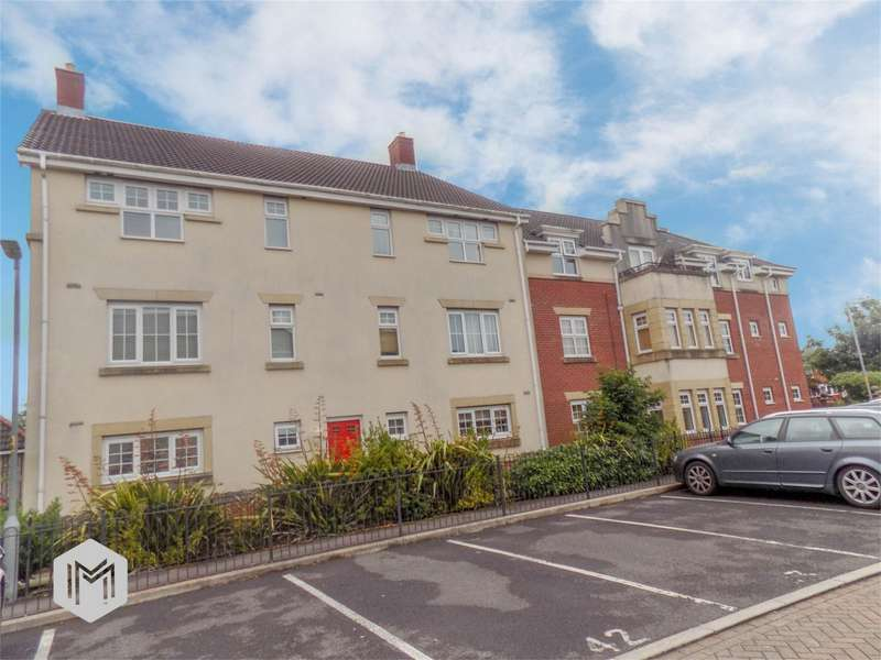2 Bedrooms Flat for sale in Cravenwood Rise, Westhoughton, Bolton, Lancashire