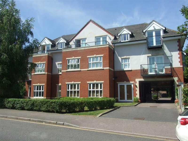 2 Bedrooms Apartment Flat for sale in Timberley Court, Carlton Road, Sidcup