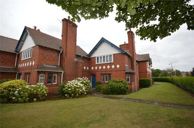 3 Bedrooms End Of Terrace House for sale in Boundary Road, Port Sunlight, Merseyside