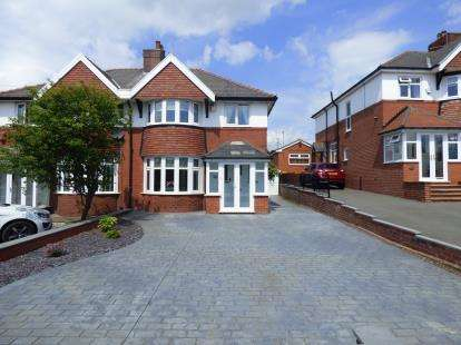 3 Bedrooms Semi Detached House for sale in Bury New Road, Bolton, Greater Manchester, BL2
