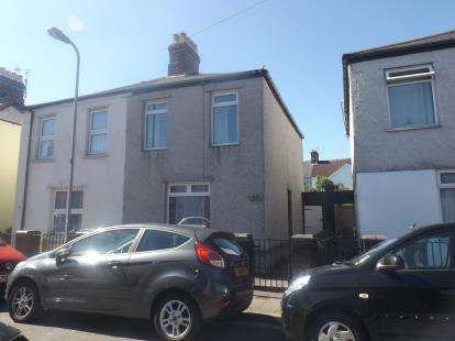 3 Bedrooms Semi Detached House for sale in Wyndham Street, Cardiff, Caerdydd