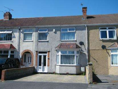 3 Bedrooms Terraced House for sale in Whitefield Road, Bristol