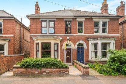4 Bedrooms Semi Detached House for sale in Whitaker Road, Derby, Derbyshire