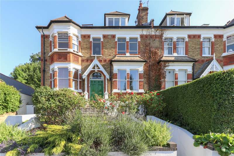 2 Bedrooms Apartment Flat for sale in Christchurch Road, Crouch End, London, N8