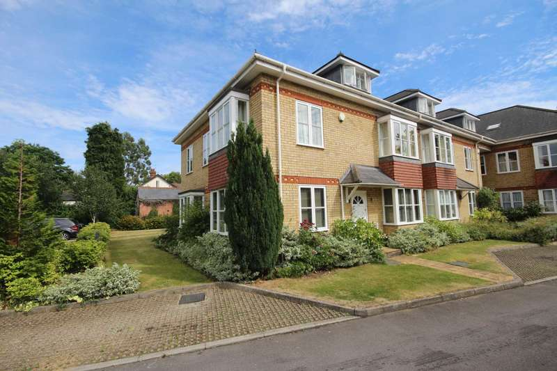 2 Bedrooms Apartment Flat for sale in Woodmill Court, Ascot