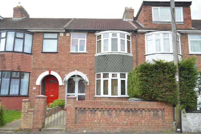 3 Bedrooms Terraced House for sale in Bramber Road, Elson