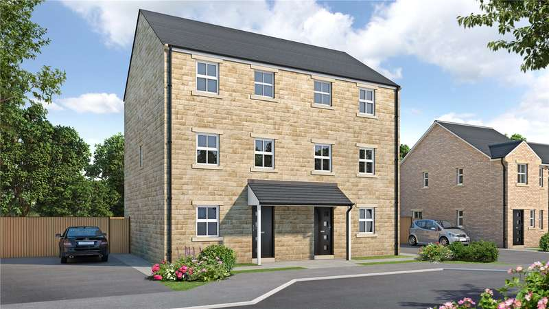 5 Bedrooms Semi Detached House for sale in Riverside Views, Briars Lane, Stainforth, Doncaster, DN7