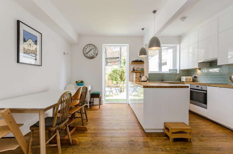 4 Bedrooms House for sale in Galloway Road, Shepherd's Bush, W12