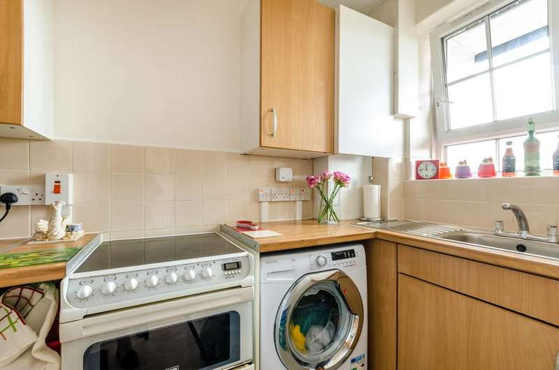 2 Bedrooms Flat for sale in Green Hundred Road, Peckham, SE15