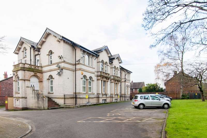 2 Bedrooms Block Of Apartments Flat for sale in Fairhope Avenue, Salford, Greater Manchester, M6
