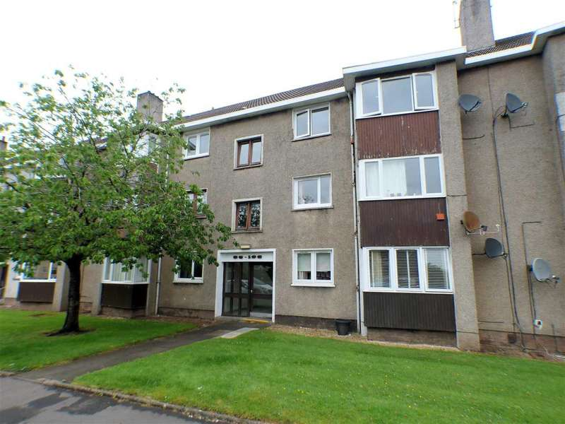 2 Bedrooms Apartment Flat for sale in Kelso Drive, East Mains, EAST KILBRIDE