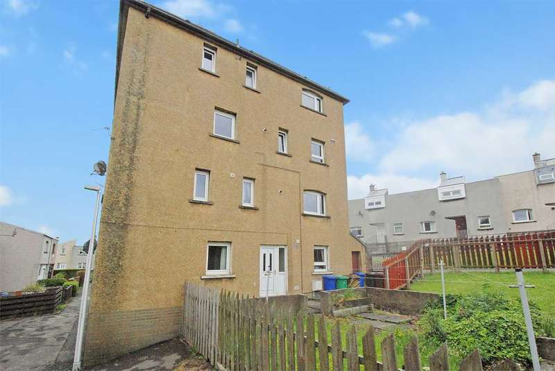 2 Bedrooms Maisonette Flat for sale in Whinny Hill Crescent, Inverkeithing