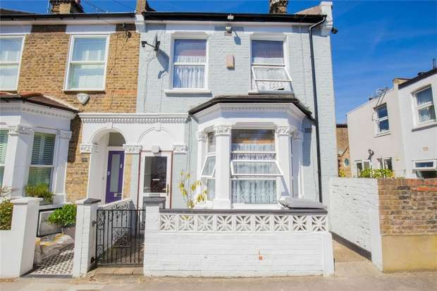 3 Bedrooms End Of Terrace House for sale in St Margarets Road, Kensal Rise, London