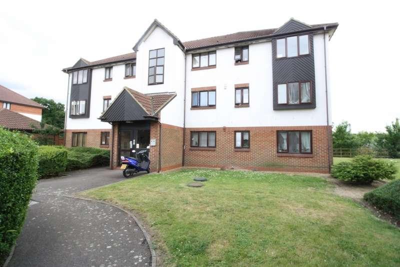 1 Bedroom Flat for sale in Brimfield Road, Wattswood, Purfleet