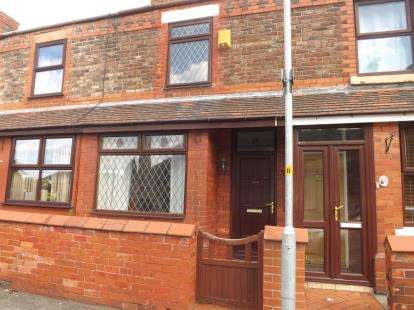 2 Bedrooms Terraced House for sale in Wilkinson Street, Warrington, Cheshire