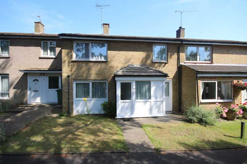 3 Bedrooms Terraced House for sale in Segsbury Grove, Bracknell