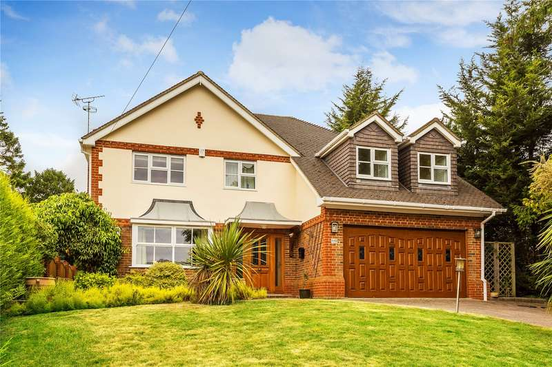 5 Bedrooms Detached House for sale in Abbots Lane, Kenley, Surrey, CR8