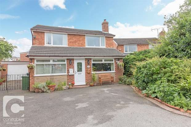 4 Bedrooms Detached House for sale in Leamington Close, Neston, Cheshire
