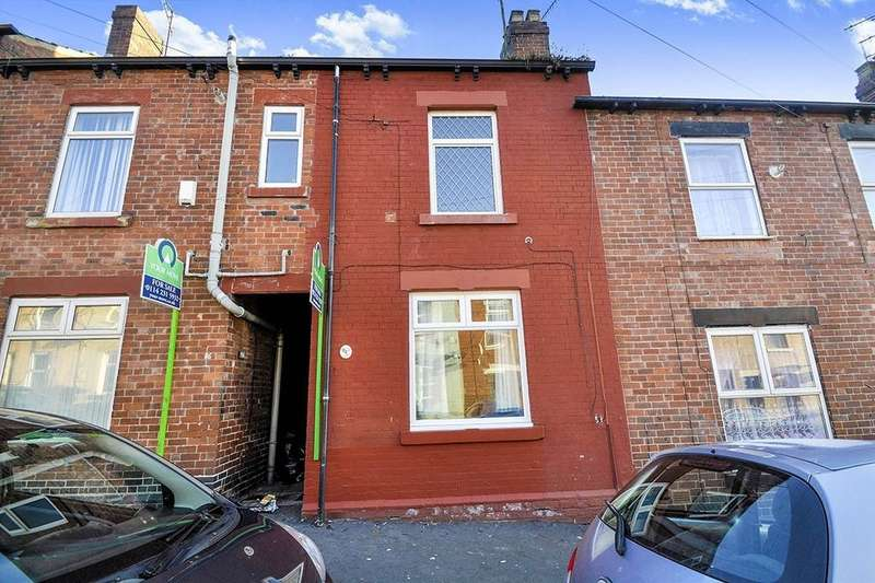 3 Bedrooms Property for sale in Wheldrake Road, Sheffield, S5