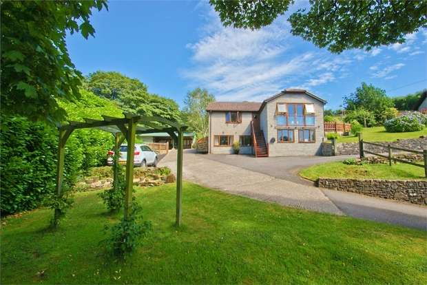 4 Bedrooms Detached House for sale in Stoke St Michael, Somerset, UK