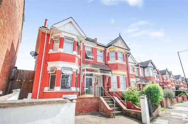 4 Bedrooms Semi Detached House for sale in Harlesden Road, London
