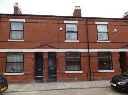 3 Bedrooms Terraced House for sale in Rosebery Street, Manchester, Greater Manchester, Uk