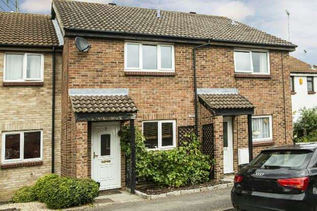 2 Bedrooms Terraced House for sale in Ilfracombe Way, Lower Earley, Reading