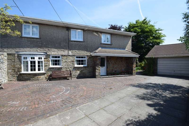 2 Bedrooms Detached House for sale in 30 Penprysg Road, Pencoed, Bridgend, Bridgend County Borough, CF35 6RH.