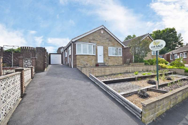 2 Bedrooms Detached Bungalow for sale in Grove Park, Calder Grove, Wakefield