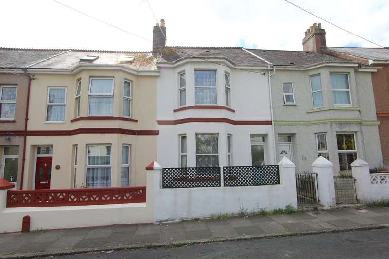 3 Bedrooms Terraced House for sale in St. James Road, Torpoint