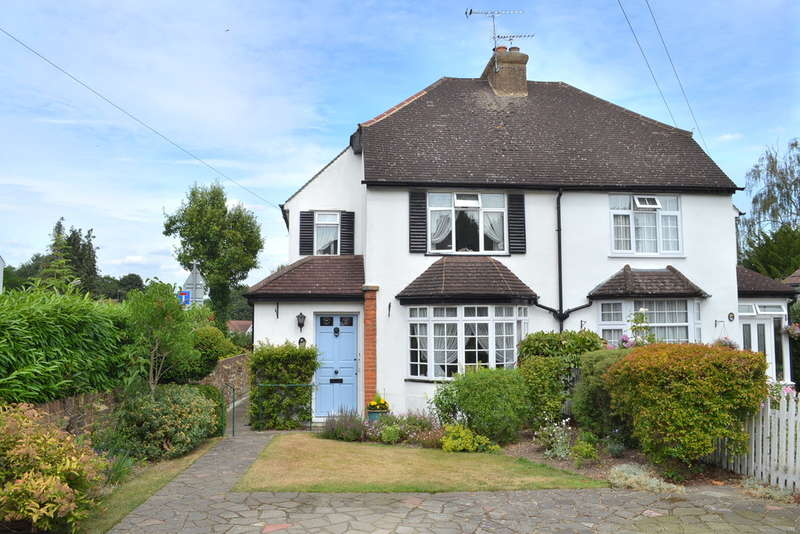 3 Bedrooms Semi Detached House for sale in Sheepcot Lane, Garston Watford