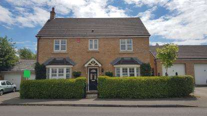 4 Bedrooms Detached House for sale in Hazel Farm, Southampton, Hampshire