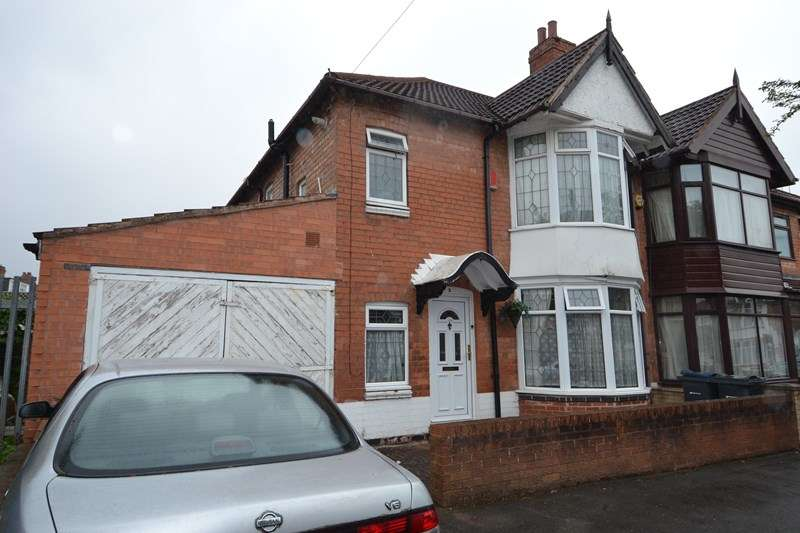 3 Bedrooms Semi Detached House for sale in Eileen Road, Sparkhill, Birmingham