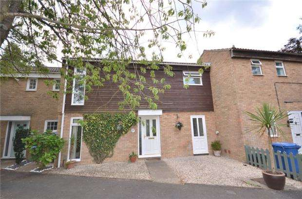 3 Bedrooms Terraced House for sale in Jameston, Bracknell, Berkshire