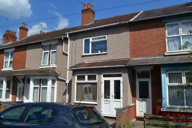 3 Bedrooms Terraced House for sale in Grosvenor Road, Rugby, Warwickshire CV21 3LB