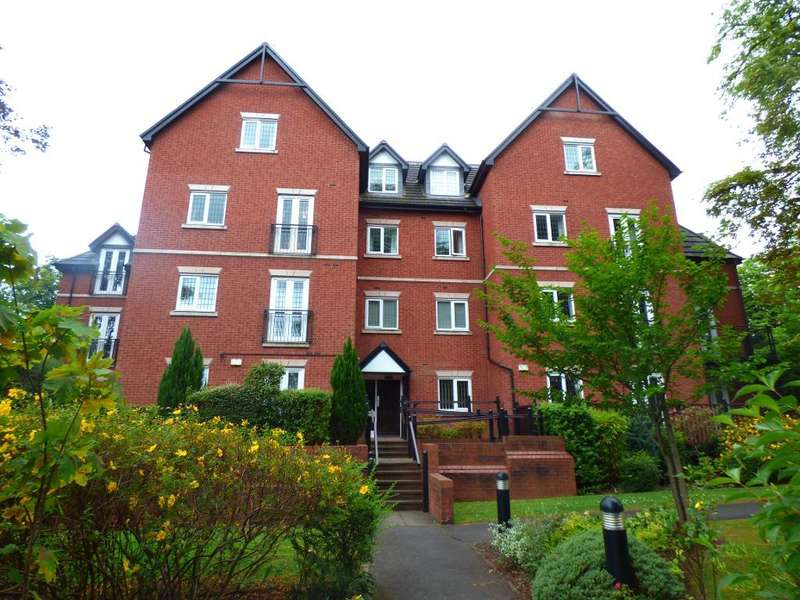 2 Bedrooms Apartment Flat for sale in The Place, Abbey Road, Harborne, Birmingham, B17 0JT