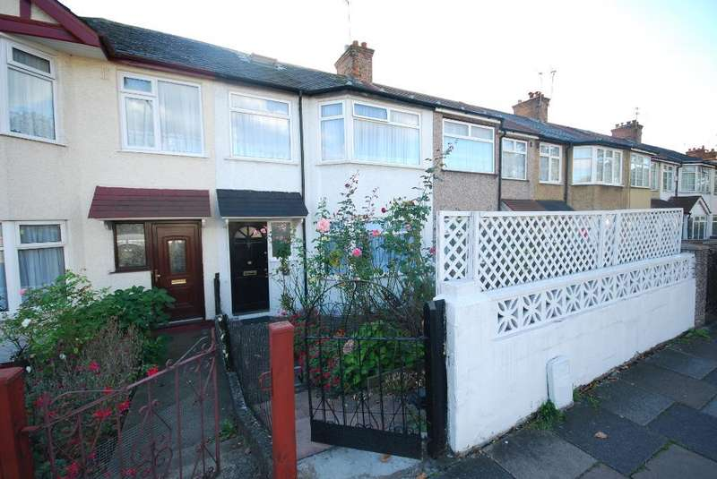 4 Bedrooms Terraced House for sale in BRIDGEWATER ROAD, WEMBLEY, MIDDLESEX, HA0 1AQ