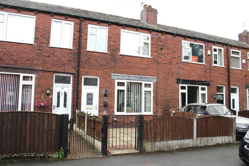 2 Bedrooms Terraced House for sale in Moorland Grove, Bolton