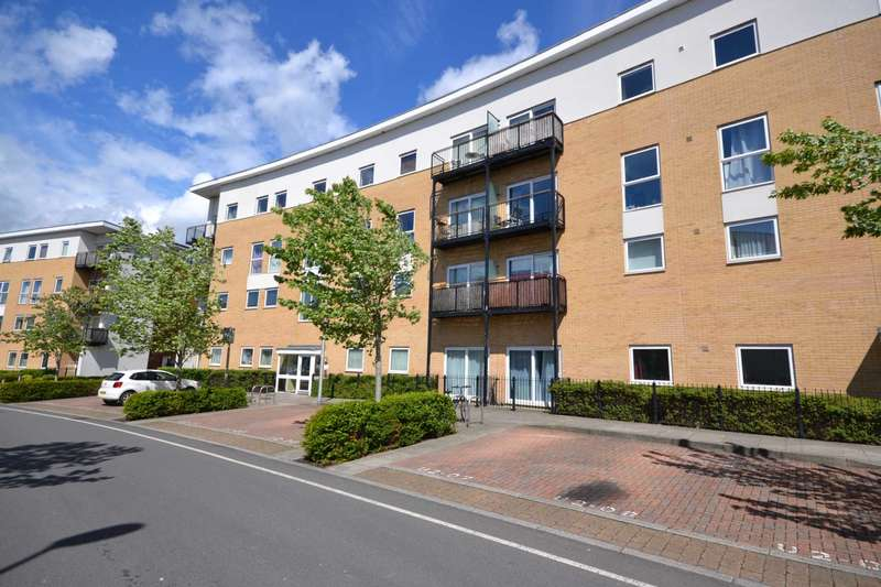 2 Bedrooms Apartment Flat for sale in Thorney House, Reading