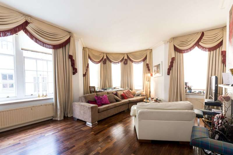 3 Bedrooms Flat for sale in Cliveden Place, Belgravia, SW1W