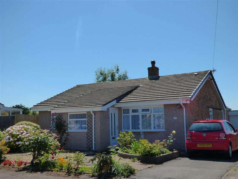 3 Bedrooms Bungalow for sale in Wyebank Place, Tutshill, Chepstow