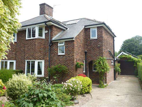 3 Bedrooms Semi Detached House for sale in FORDS AVENUE, HEALING, GRIMSBY