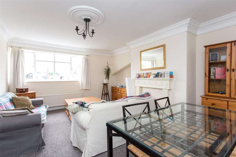 2 Bedrooms Flat for sale in Bainbrigge Road, Leeds, West Yorkshire, LS6